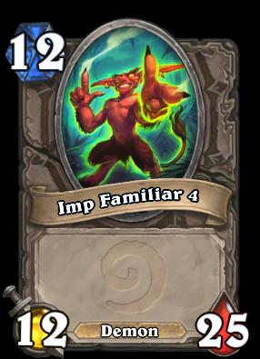 Imp Familiar 4 Card Image