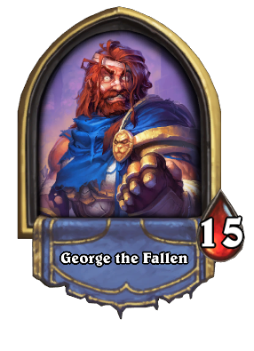 George the Fallen Card Image