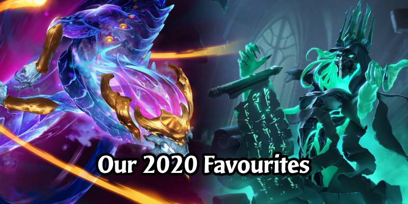 Our Favorite Legends of Runeterra Cards and Decks From 2020