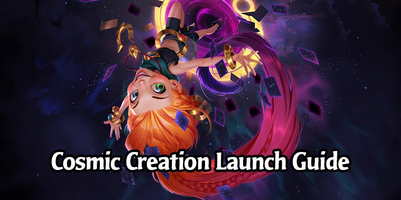 Cosmic Creation Launch Survival Guide - Everything You Need to Know & Day 1 Decks to Try