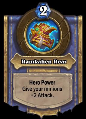 Ramkahen Roar Card Image