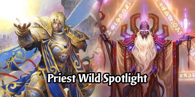 The Light Shall Burn You! Priest Darkmoon Faire Wild Deck Spotlight