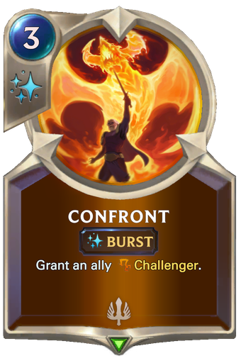 Confront Card Image