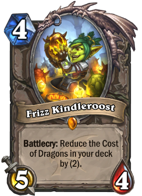 Frizz Kindleroost Card Image