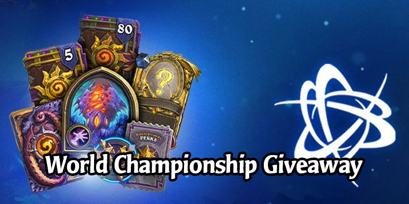 Blizzard is Giving Away Darkmoon Faire Bundles and Battle.net Balance on Twitter to Promote the Hearthstone World Championship