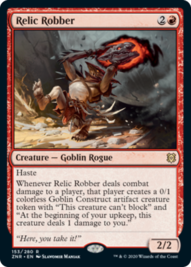 Relic Robber Card Image