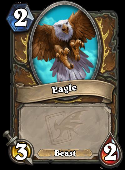 Eagle Card Image