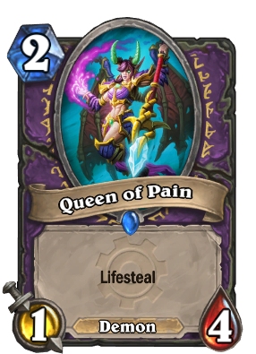 Queen of Pain Card Image