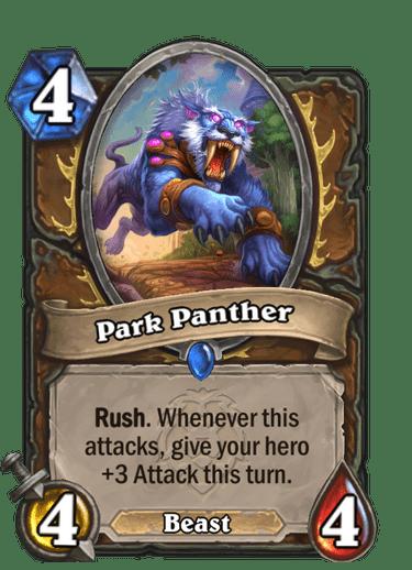 Park Panther Card Image