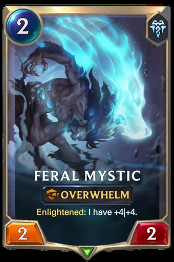 Feral Mystic Card Image