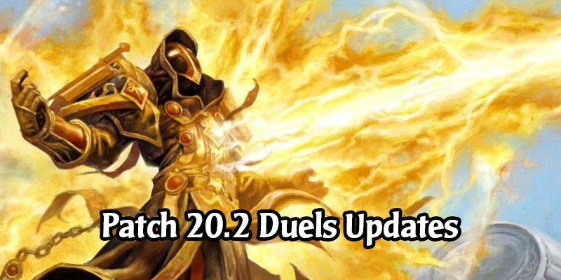 Hearthstone Duels Gets Updates in Patch 20.2 - Nozdormu Unbanned, New Treasure Synergy Tech, Paladin Nerfs