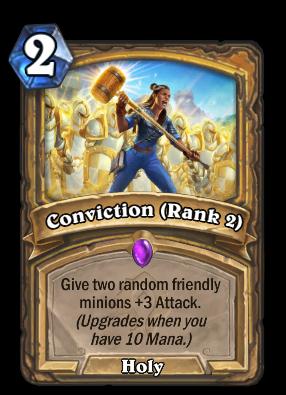 Conviction (Rank 2) Card Image
