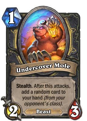 Undercover Mole Card Image