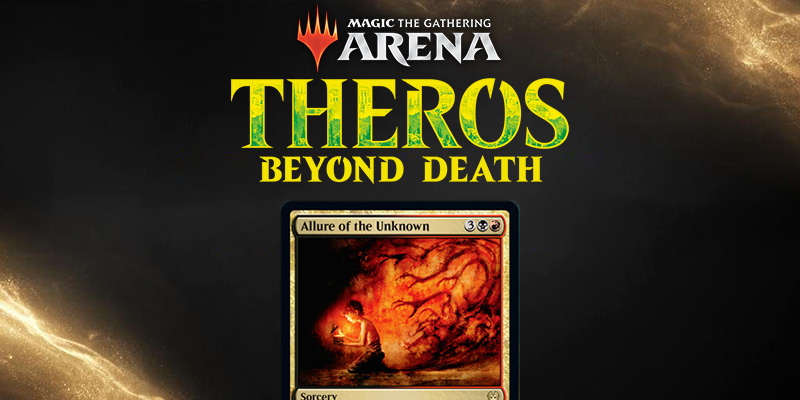 MTG Arena - Theros: Beyond Death Card Spoilers December 27
