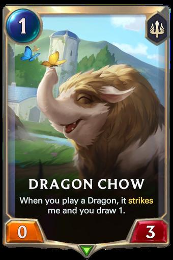 Dragon Chow Card Image