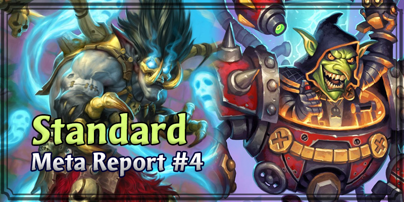 Standard Meta Report #4 - September 2, 2019 - September 8, 2019