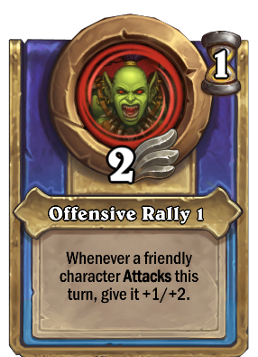 Offensive Rally 1 Card Image