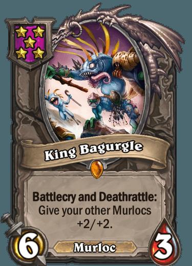 King Bagurgle Card Image