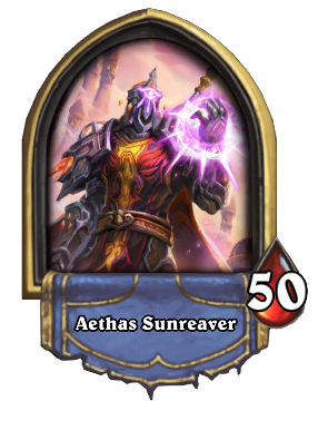 Aethas Sunreaver Card Image
