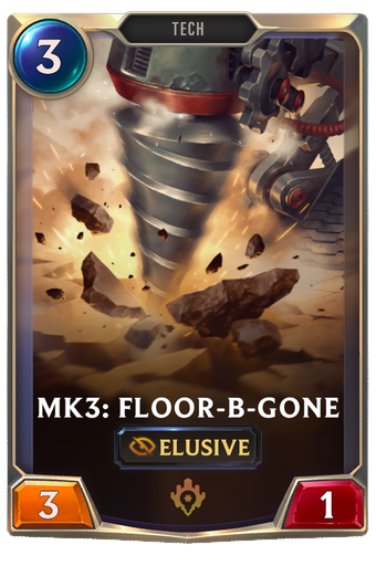 Mk3: Floor-B-Gone Card Image