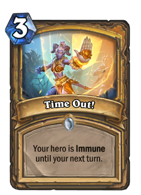 Time Out! Card Image