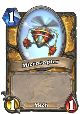 Microcopter Card Image