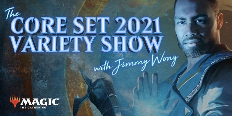 The Core 2021 Variety Show - All Card Spoilers From The Show