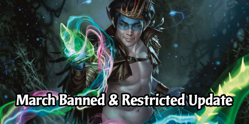 March 2020 Banned and Restricted Cards Update for MTG Arena