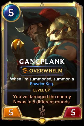 Gangplank Card Image
