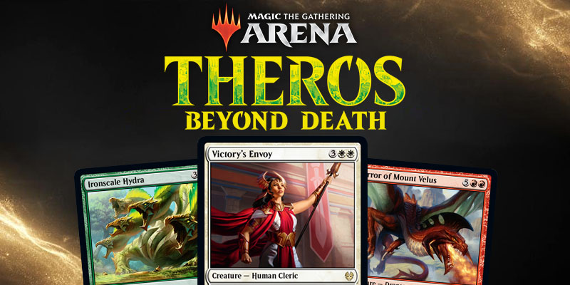 MTG Arena - Theros: Beyond Death Card Spoilers December 18
