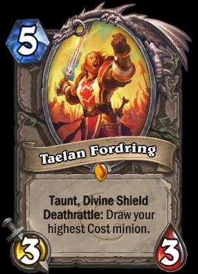 Taelan Fordring Card Image