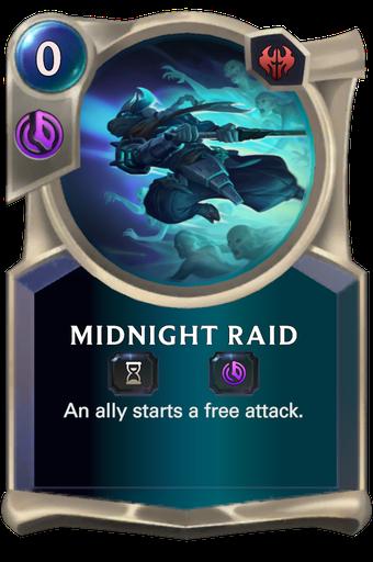 Midnight Raid Card Image