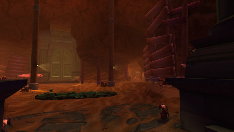 Uldaman Map Chamber in World of Warcraft