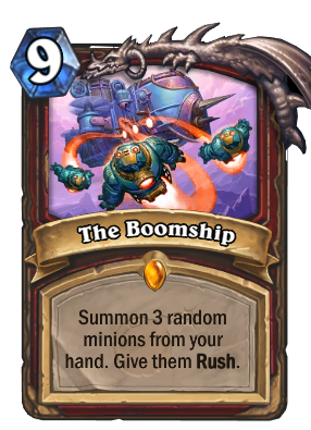 The Boomship Card Image