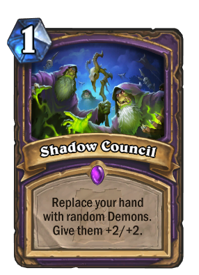 Shadow Council Card Image