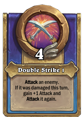 Double Strike 1 Card Image
