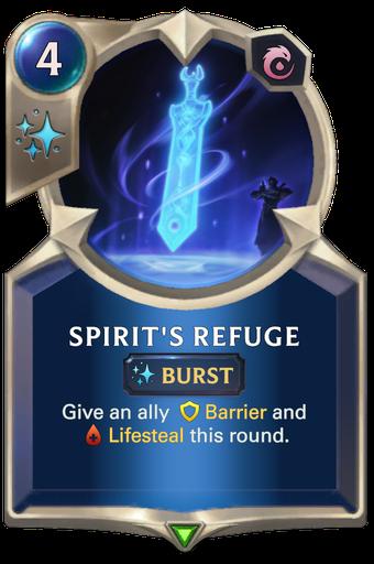 Spirit's Refuge Card Image