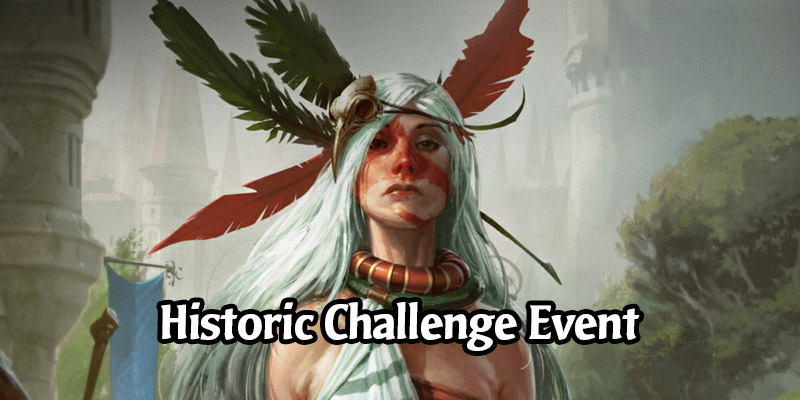 Magic Arena's Weekend Historic Challenge is Live! High Risk, High Reward