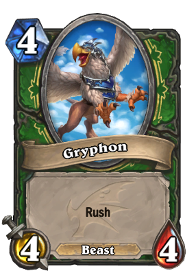 Gryphon Card Image