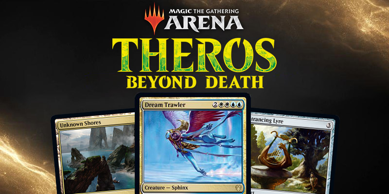 MTG Arena - Theros: Beyond Death Card Spoilers January 9