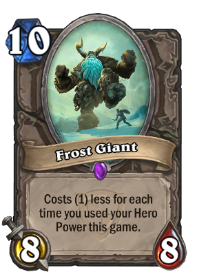 Frost Giant Card Image