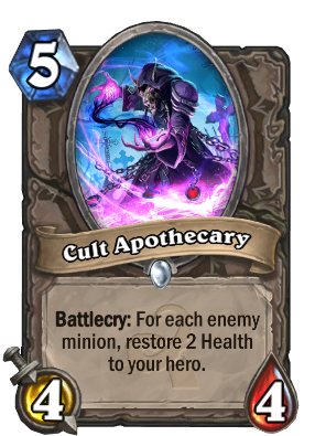 Cult Apothecary Card Image