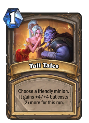 Tall Tales Card Image