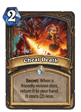 Cheat Death Card Image