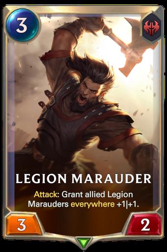 Legion Marauder Card Image