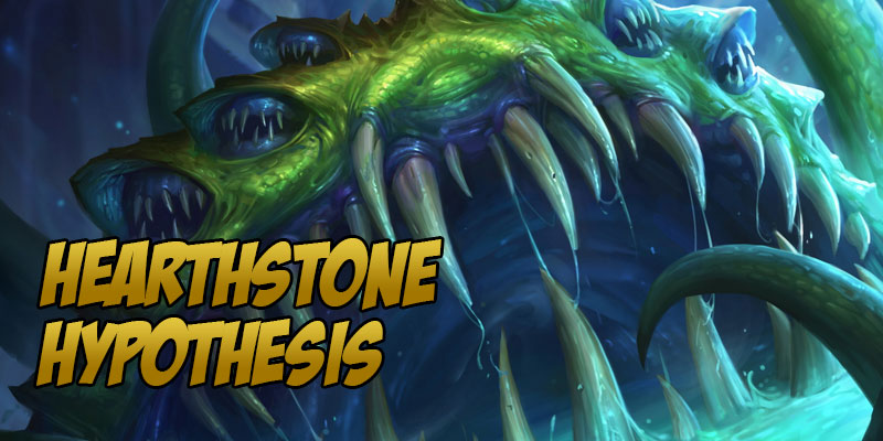 Hearthstone Hypothesis - Why is Randomosity So Prominent in Hearthstone?