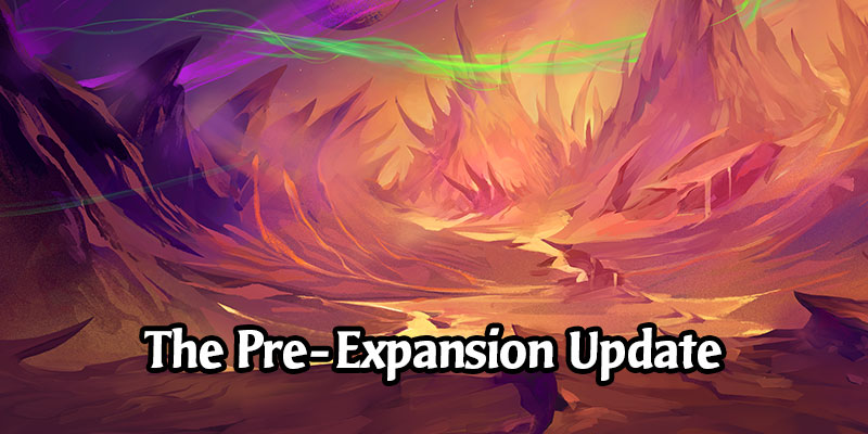 March 26 Hearthstone Updates - Hall of Fame Rotation, Priest Rework and More!