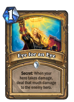 Eye for an Eye Card Image