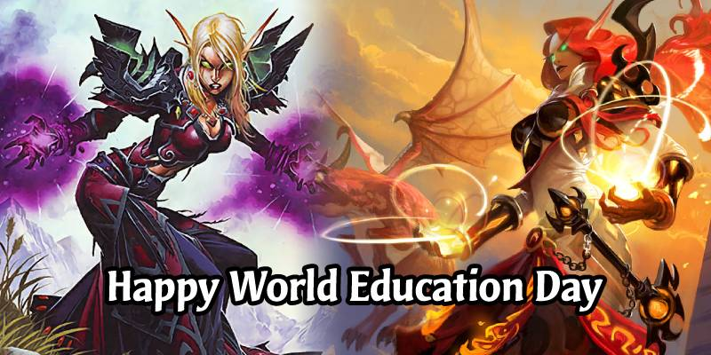 8 Educational Hearthstone Facts You May Not Know to Celebrate World Education Day