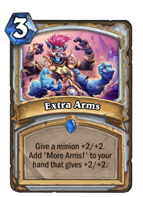 Extra Arms Card Image